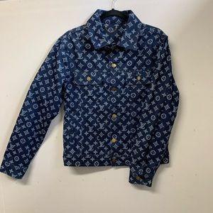 Luis Vuitton Jean jacket